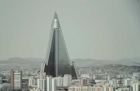 North-Korean-triangle-building.newww